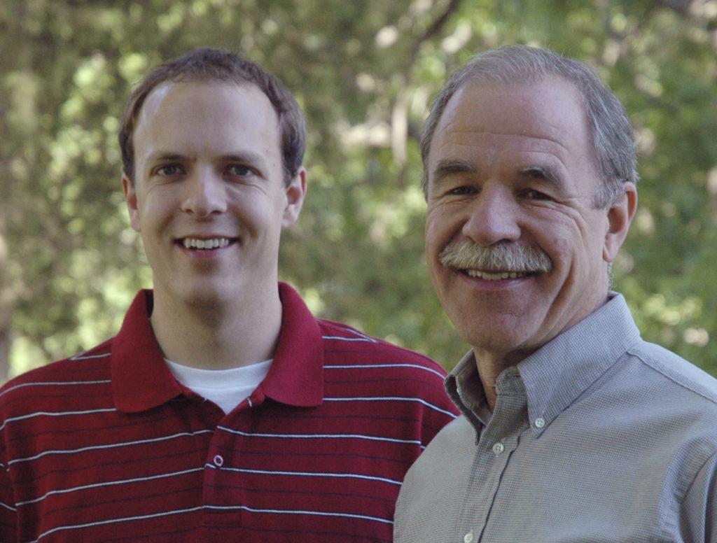 Dan and Bob Chizek